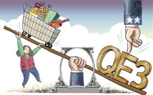 What Happens When QE3 Ends?